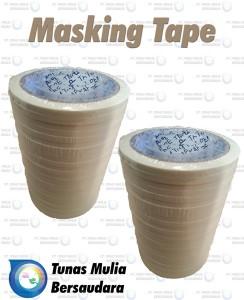 Masking Tape | Kertas | Plastik