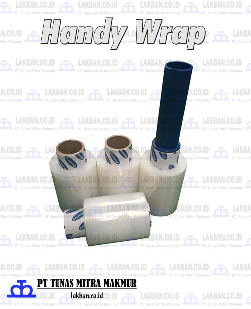 Jual Hand Wrap (Roll) / Machine Wrap (Roll) Stretch Film