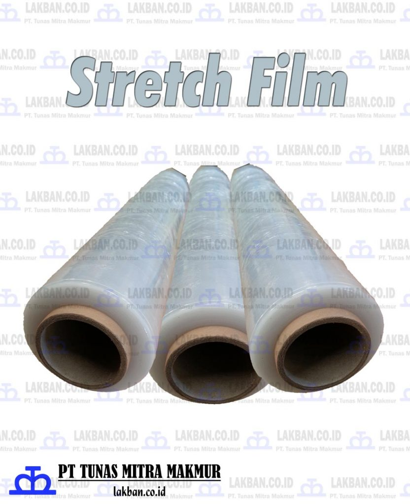Jual Stretch Film untuk Hand Wrap / Hand Roll dan Machine Wrap / Machine Roll