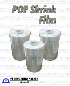 Jual POF Shrink film