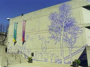 Mural_Wow, 6 Karya Seni Ini Dibuat dari Lakban