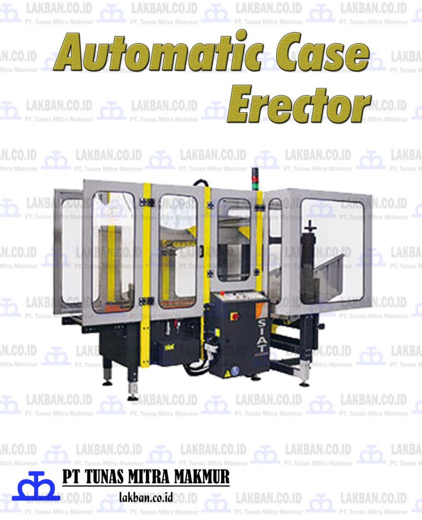 Jual Automatic Case Erector