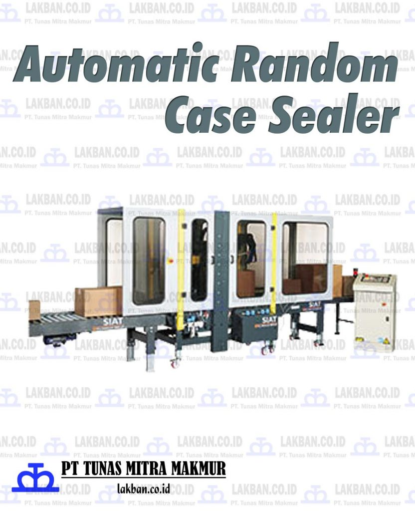 Jual Automatic Random Case Sealer
