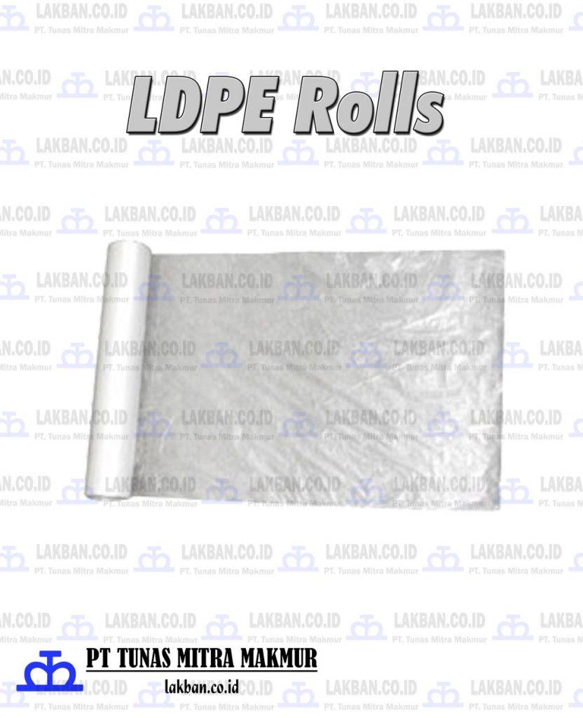 Jual LDPE Rolls