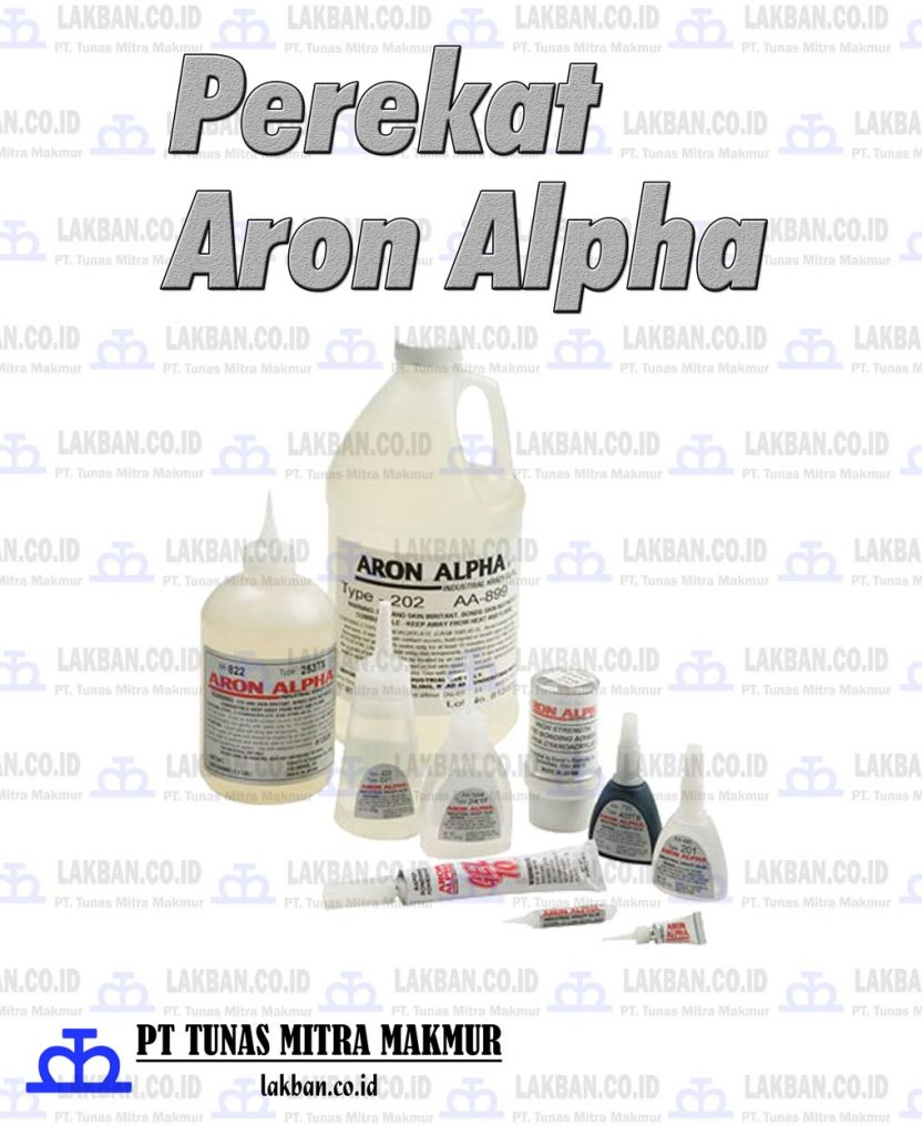 Jual Perekat Aron Alpha