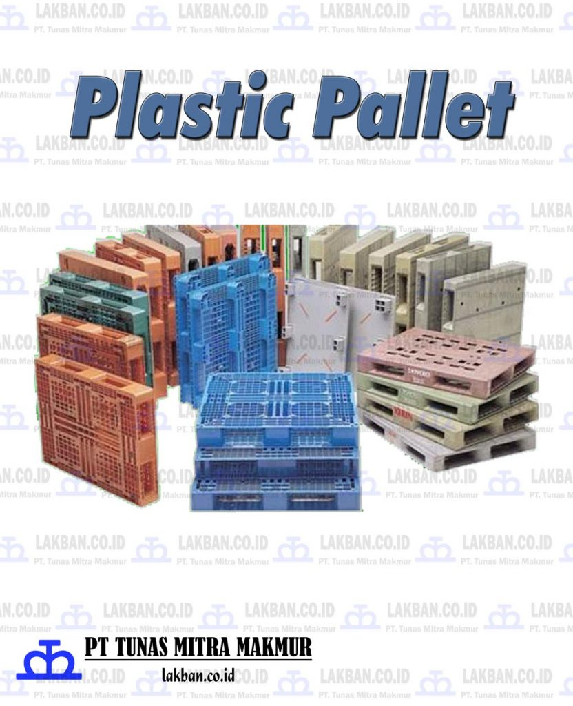 Jual Plastic Pallet | Palet Plastik